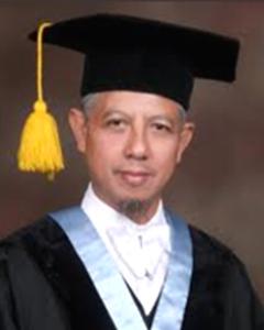 Prof. Drs. Sentot Budi Rahardjo, Ph.D.
