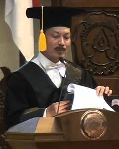 Prof. Drs. Sulistyo Saputro, M.Si., Ph.D.